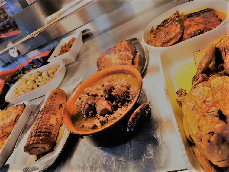 Tre ristoranti da asporto nel Quartiere 4
