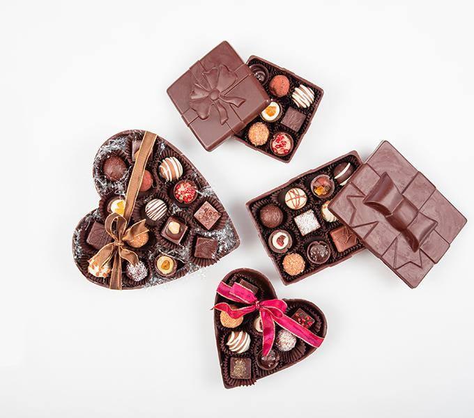 Tre cioccolaterie per un dolce San Valentino