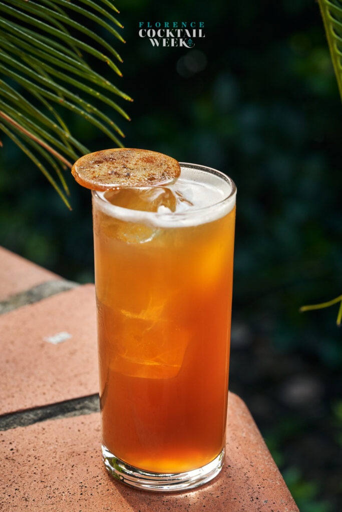 Cocktail all'aria aperta a Firenze