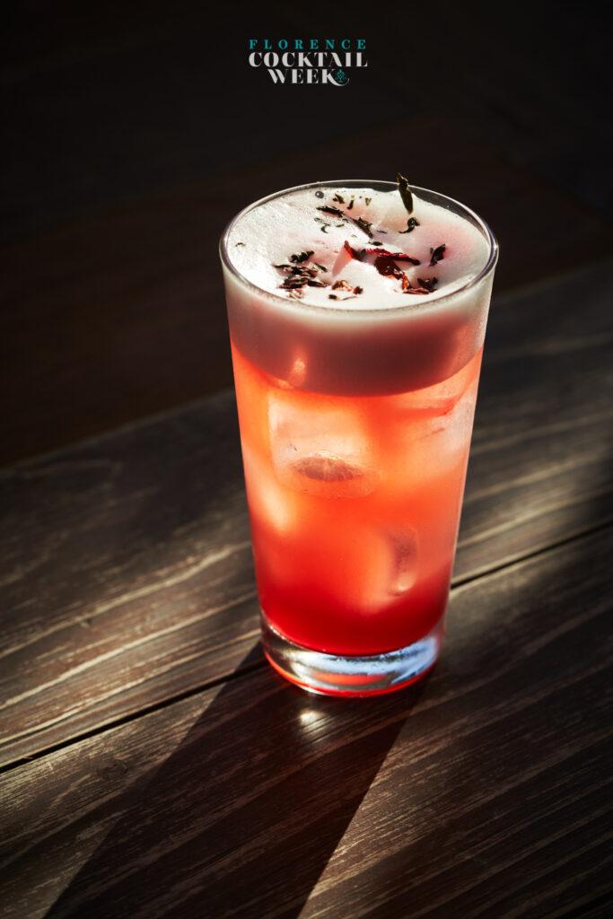 Cocktail in terrazza a Firenze
